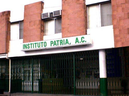 Instituto Patria Fachada